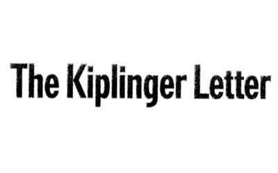 Kiplinger Letter – Forecasts for Management Decision Making