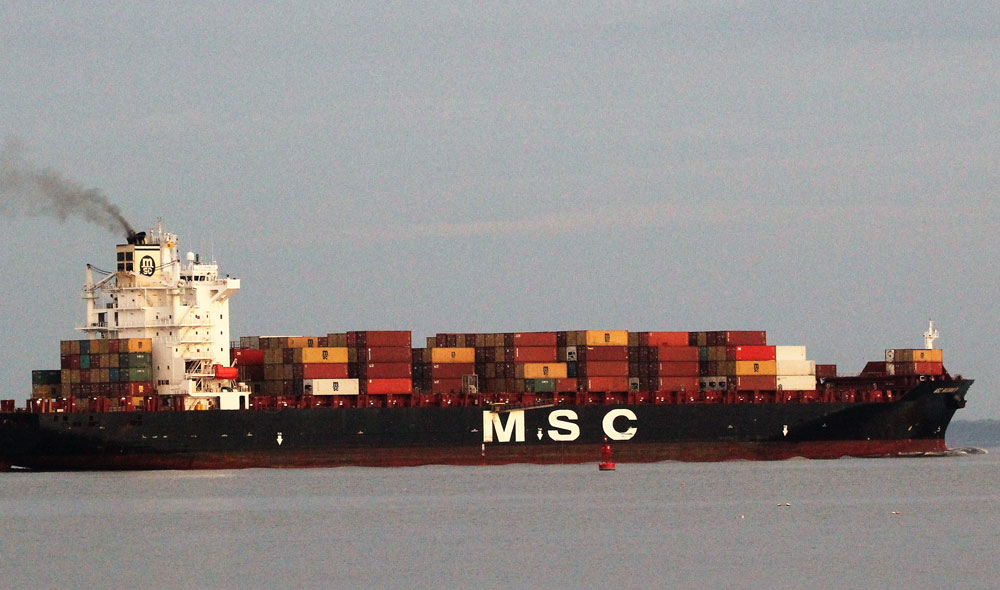 MSC Container